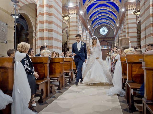 Il matrimonio di Alessandro e Paola a Orzinuovi, Brescia 185