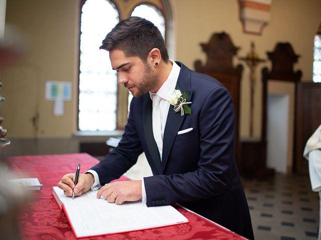 Il matrimonio di Alessandro e Paola a Orzinuovi, Brescia 201