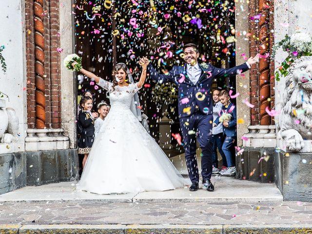 Il matrimonio di Alessandro e Paola a Orzinuovi, Brescia 206
