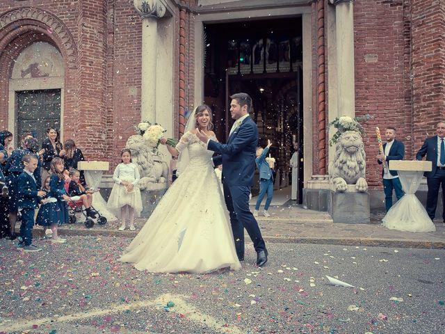 Il matrimonio di Alessandro e Paola a Orzinuovi, Brescia 207