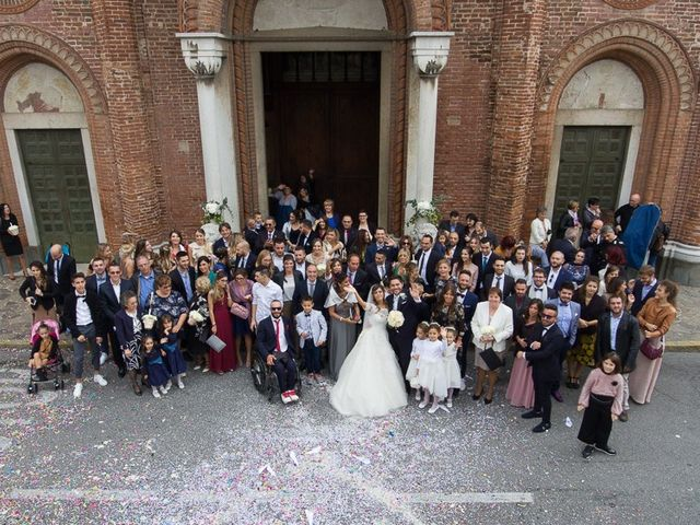 Il matrimonio di Alessandro e Paola a Orzinuovi, Brescia 213