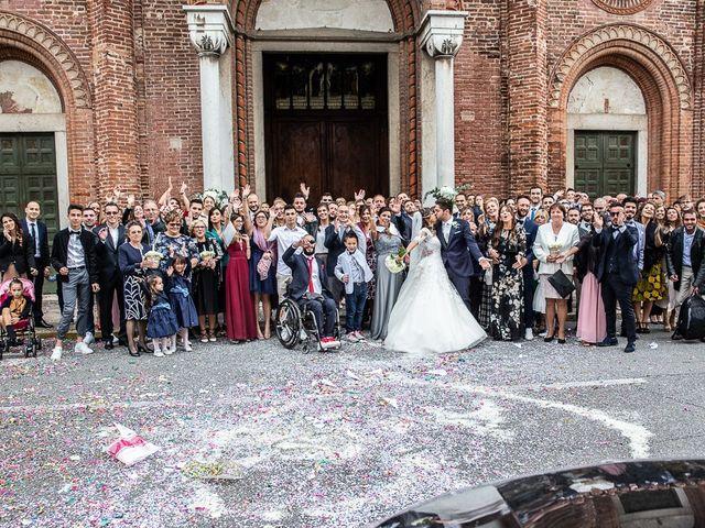 Il matrimonio di Alessandro e Paola a Orzinuovi, Brescia 214