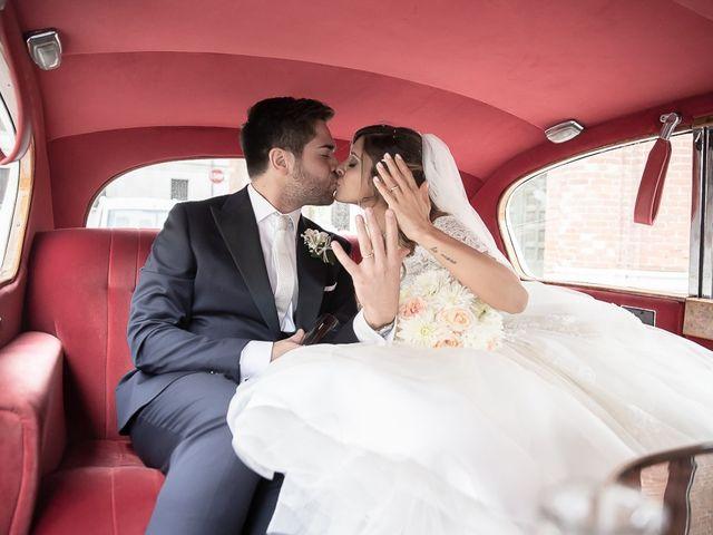 Il matrimonio di Alessandro e Paola a Orzinuovi, Brescia 215