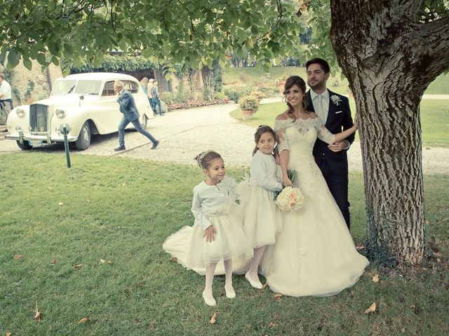 Il matrimonio di Alessandro e Paola a Orzinuovi, Brescia 218