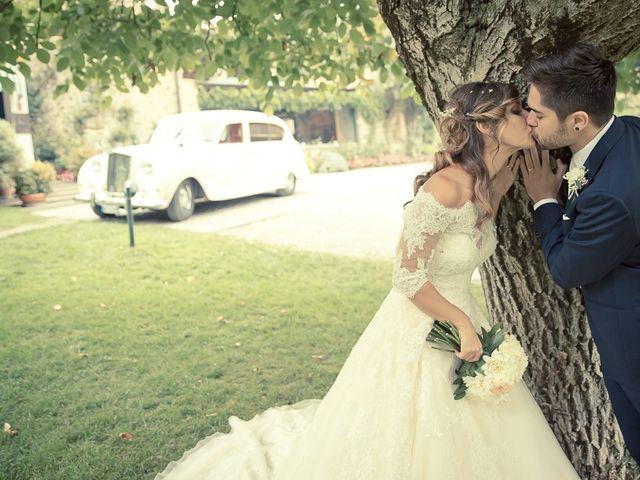 Il matrimonio di Alessandro e Paola a Orzinuovi, Brescia 221