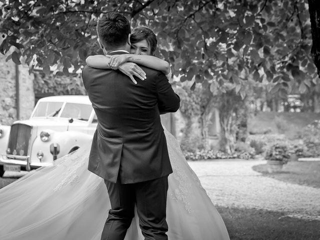 Il matrimonio di Alessandro e Paola a Orzinuovi, Brescia 224