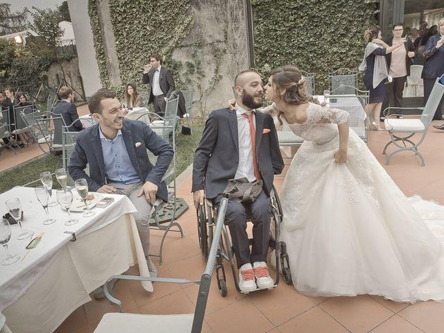Il matrimonio di Alessandro e Paola a Orzinuovi, Brescia 249