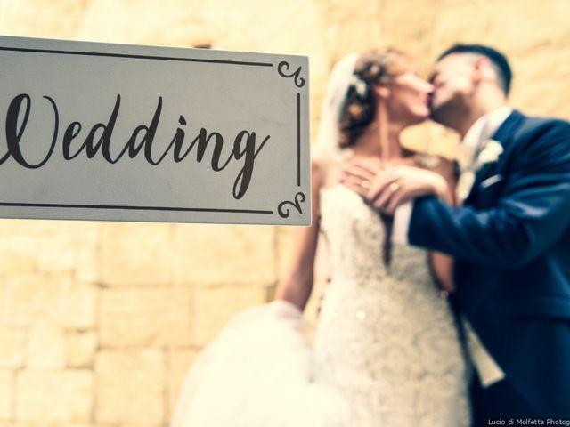 Le nozze di Donatella e Mirko