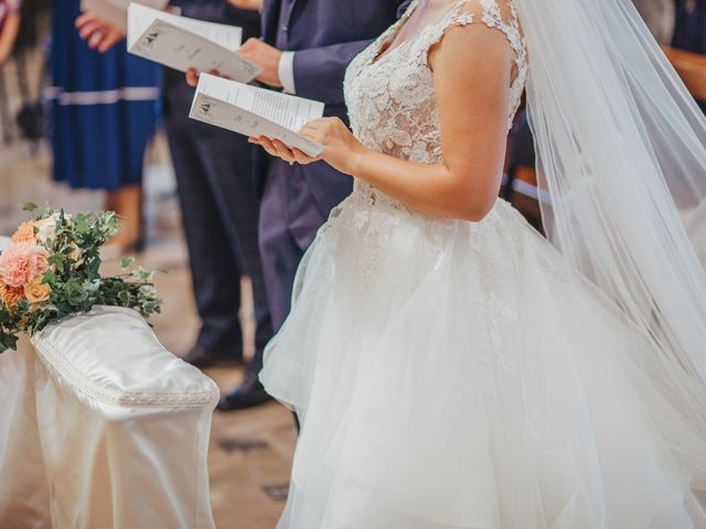Il matrimonio di Alessandro e Marta a Vertemate con Minoprio, Como 7