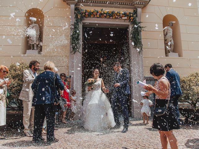 Il matrimonio di Alessandro e Marta a Vertemate con Minoprio, Como 9