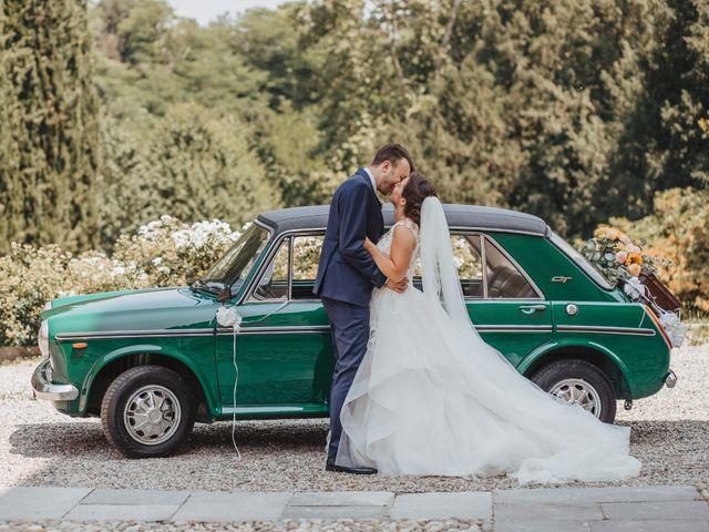 Il matrimonio di Alessandro e Marta a Vertemate con Minoprio, Como 10