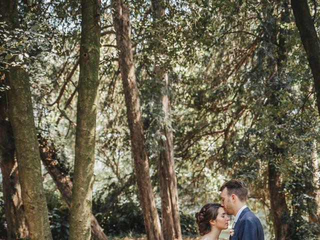 Il matrimonio di Alessandro e Marta a Vertemate con Minoprio, Como 12