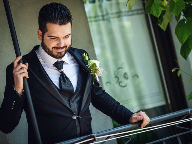 Il matrimonio di Gianluca e Stefania a Villarbasse, Torino 11