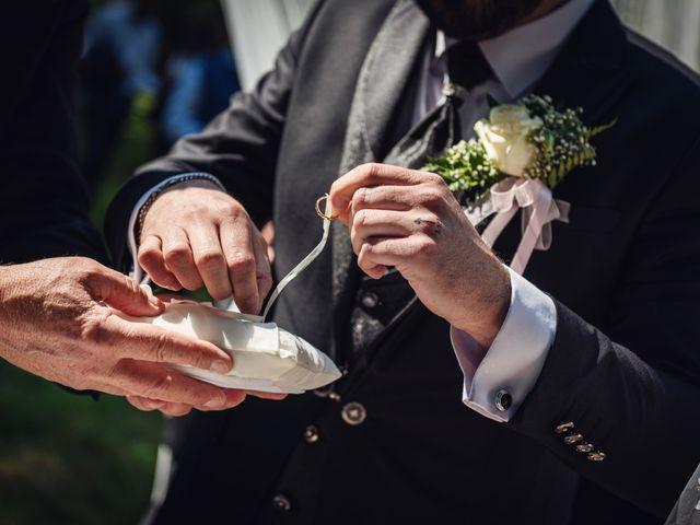 Il matrimonio di Gianluca e Stefania a Villarbasse, Torino 19