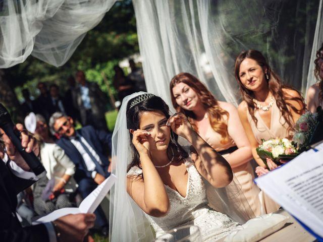 Il matrimonio di Gianluca e Stefania a Villarbasse, Torino 20