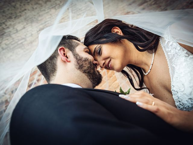 Il matrimonio di Gianluca e Stefania a Villarbasse, Torino 26