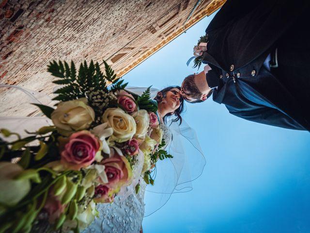 Il matrimonio di Gianluca e Stefania a Villarbasse, Torino 27