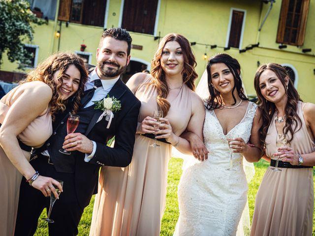 Il matrimonio di Gianluca e Stefania a Villarbasse, Torino 31