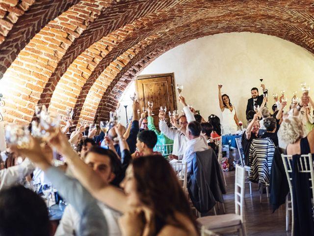Il matrimonio di Gianluca e Stefania a Villarbasse, Torino 36