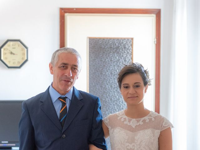 Il matrimonio di Andrea e Fiammetta a Azzanello, Cremona 3