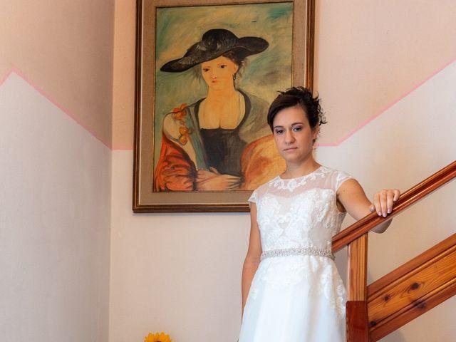 Il matrimonio di Andrea e Fiammetta a Azzanello, Cremona 4