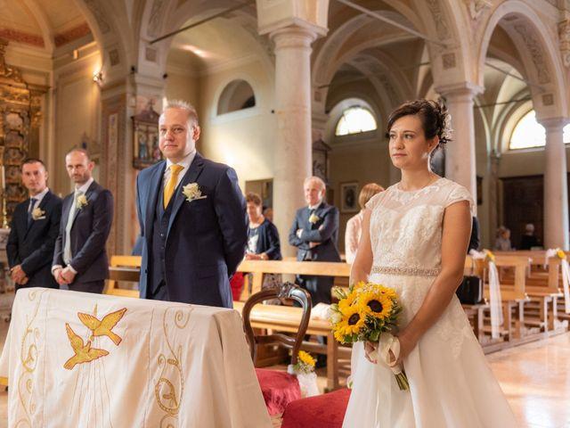 Il matrimonio di Andrea e Fiammetta a Azzanello, Cremona 9