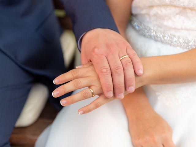 Il matrimonio di Andrea e Fiammetta a Azzanello, Cremona 11
