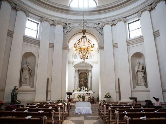 Il matrimonio di Tommaso e Valentina a Montegalda, Vicenza 14