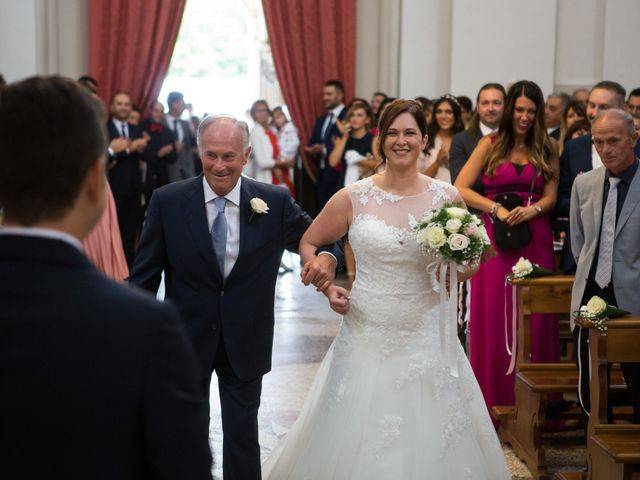 Il matrimonio di Tommaso e Valentina a Montegalda, Vicenza 17
