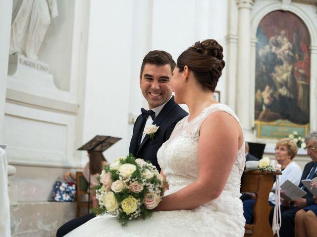 Il matrimonio di Tommaso e Valentina a Montegalda, Vicenza 18