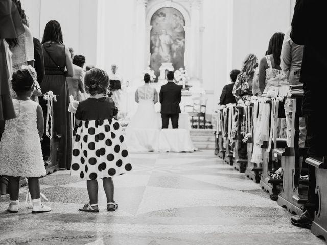 Il matrimonio di Tommaso e Valentina a Montegalda, Vicenza 19