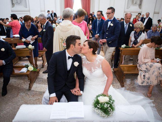Il matrimonio di Tommaso e Valentina a Montegalda, Vicenza 21
