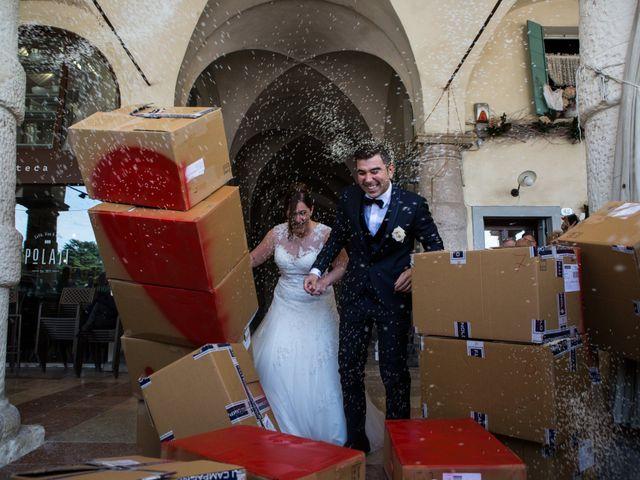 Il matrimonio di Tommaso e Valentina a Montegalda, Vicenza 22