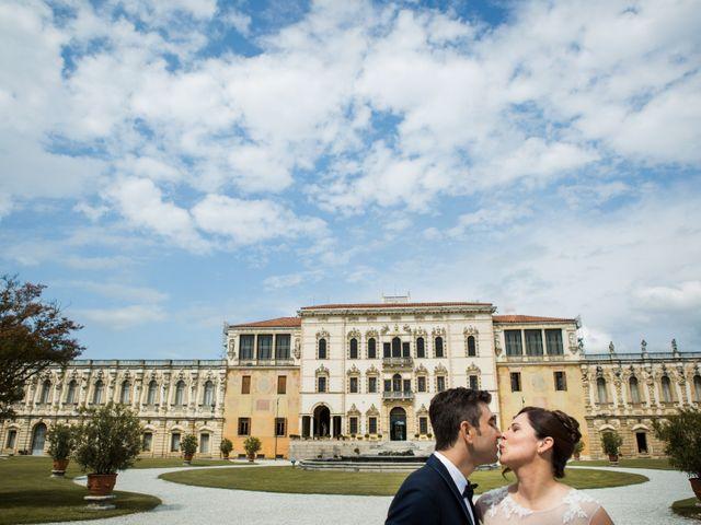 Il matrimonio di Tommaso e Valentina a Montegalda, Vicenza 31