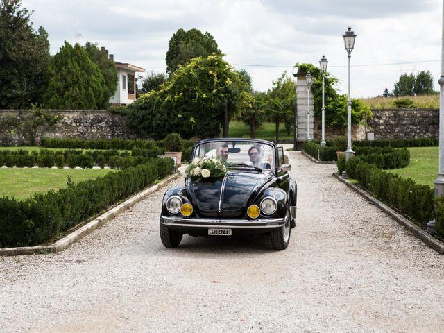 Il matrimonio di Tommaso e Valentina a Montegalda, Vicenza 32