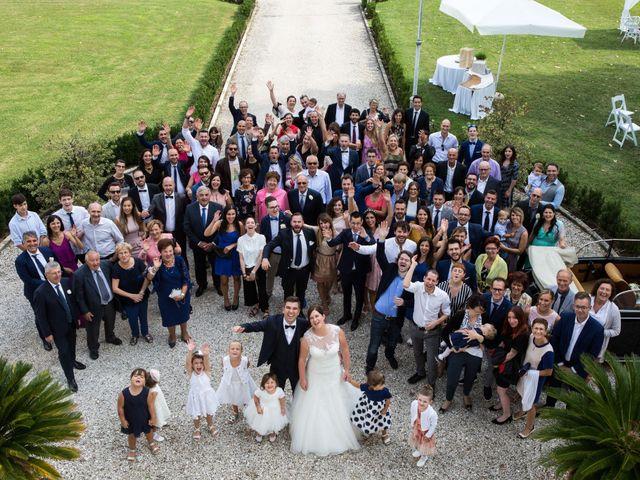 Il matrimonio di Tommaso e Valentina a Montegalda, Vicenza 35