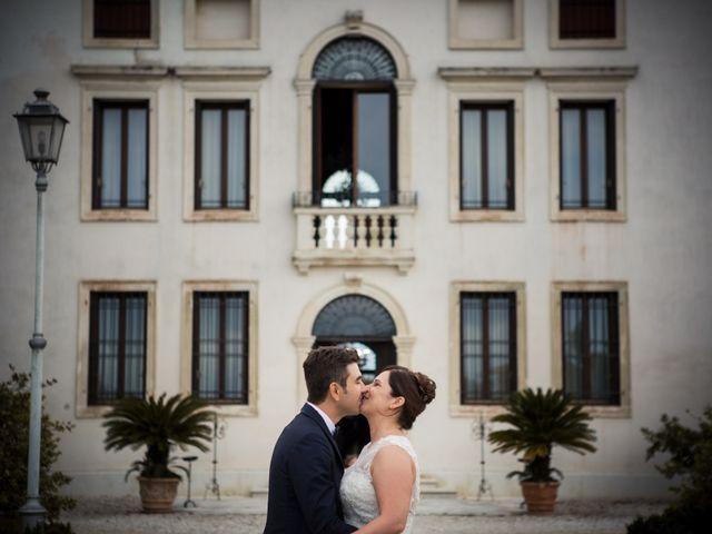 Il matrimonio di Tommaso e Valentina a Montegalda, Vicenza 37