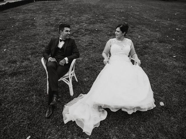 Il matrimonio di Tommaso e Valentina a Montegalda, Vicenza 40