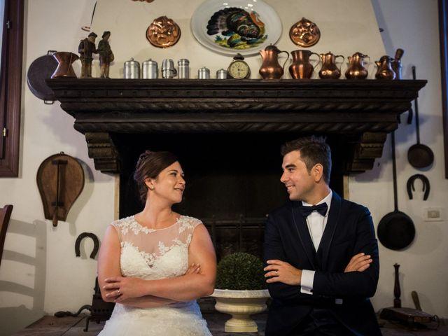 Il matrimonio di Tommaso e Valentina a Montegalda, Vicenza 42