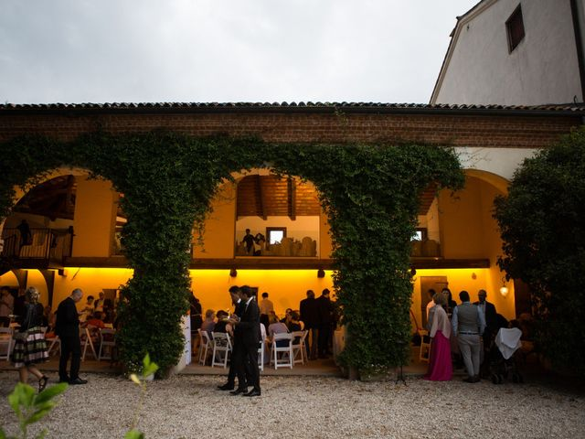 Il matrimonio di Tommaso e Valentina a Montegalda, Vicenza 44