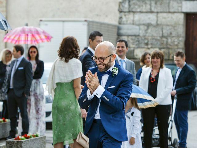 Il matrimonio di Alessandro e Federica a Crocetta del Montello, Treviso 37