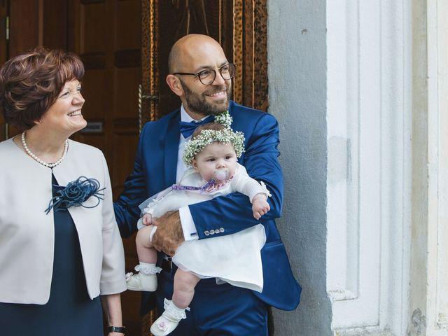 Il matrimonio di Alessandro e Federica a Crocetta del Montello, Treviso 38