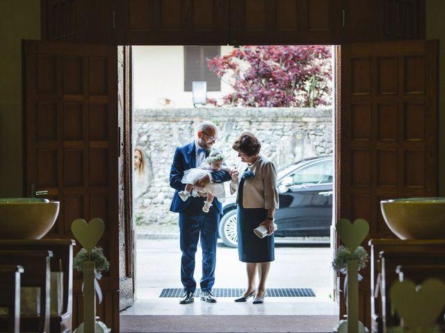 Il matrimonio di Alessandro e Federica a Crocetta del Montello, Treviso 39