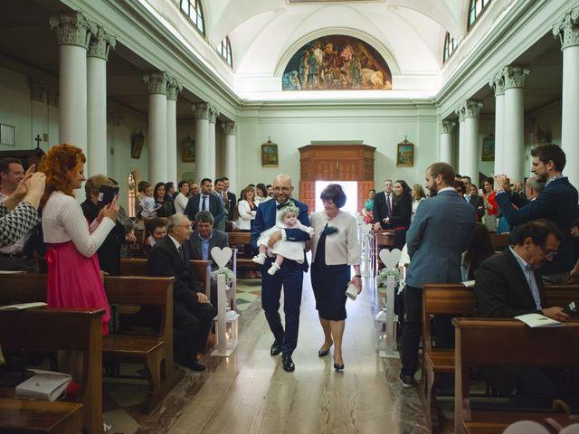 Il matrimonio di Alessandro e Federica a Crocetta del Montello, Treviso 40