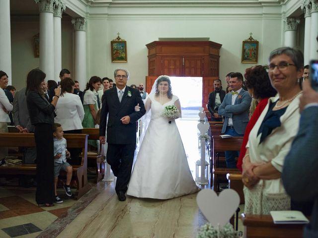 Il matrimonio di Alessandro e Federica a Crocetta del Montello, Treviso 44