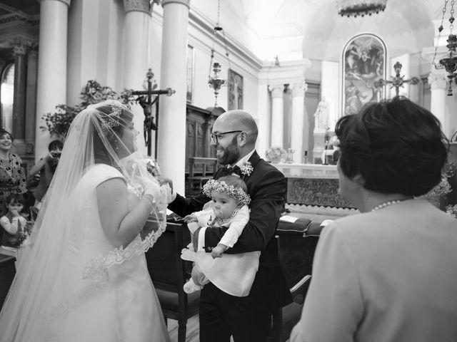 Il matrimonio di Alessandro e Federica a Crocetta del Montello, Treviso 45
