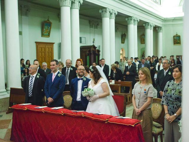 Il matrimonio di Alessandro e Federica a Crocetta del Montello, Treviso 46