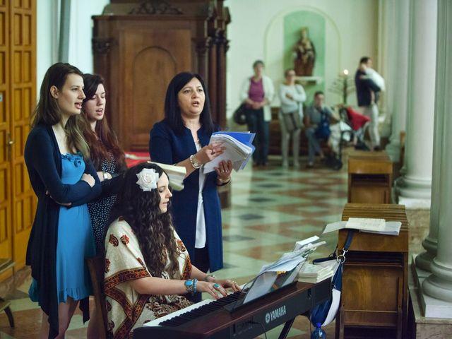 Il matrimonio di Alessandro e Federica a Crocetta del Montello, Treviso 48
