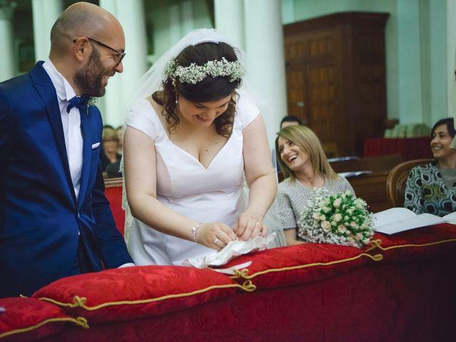 Il matrimonio di Alessandro e Federica a Crocetta del Montello, Treviso 52