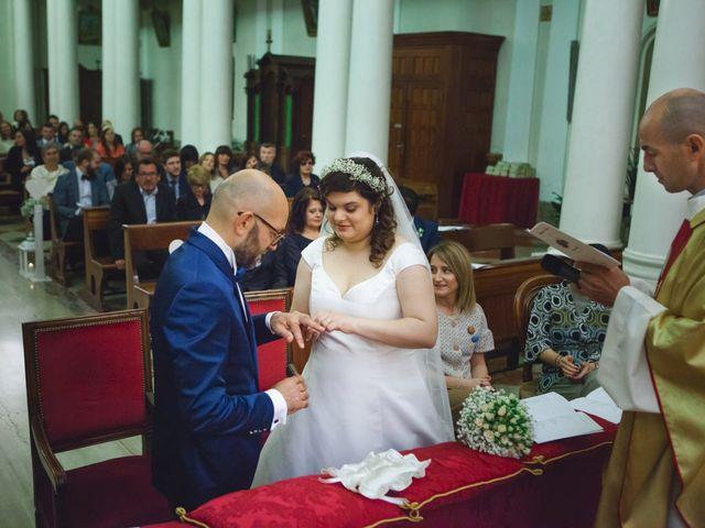Il matrimonio di Alessandro e Federica a Crocetta del Montello, Treviso 53
